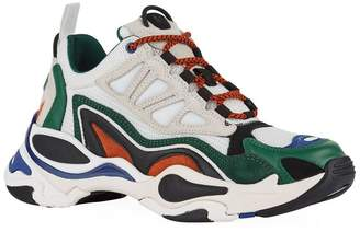 Sandro Graphic Chunky Sneakers