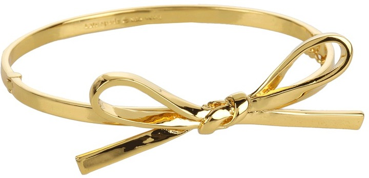 Kate Spade New York Skinny Mini Bow Bangle