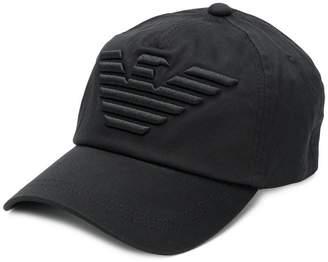 89005070e50 Emporio Armani logo baseball cap