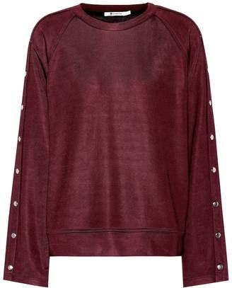 Alexander Wang Cotton-blend sweater