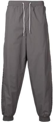 Calvin Klein Jeans side stripe track pants