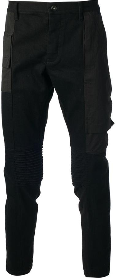 Rick Owens straight leg trouser