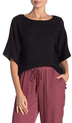 Vince Camuto Textured Tee
