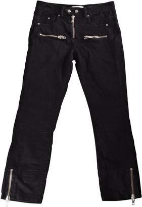 Etoile Isabel Marant Isabel Etoile Marant Cropped Skinny Jeans