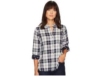 Hatley Buffalo Button Down Women's Clothing