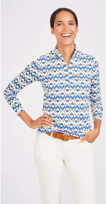 J.Mclaughlin Bedford Top in Chevrelle