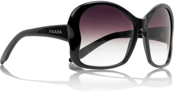 Prada Butterfly frame sunglasses