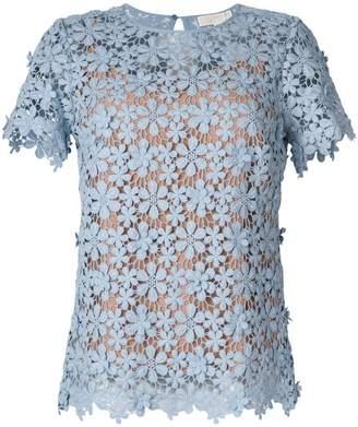 MICHAEL Michael Kors floral lace T-shirt