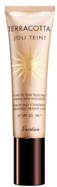 Guerlain Terracotta Joli Teint Beautifying Foundation Sun-Kissed Healthy Glow SPF 20/1 oz.