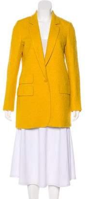 Max Mara Alpaca Short Coat