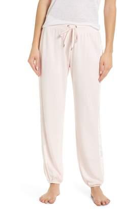 Splendid Velvet Stripe Pajama Pants
