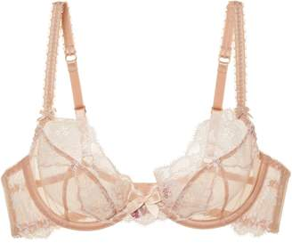 L'Agent by Agent Provocateur Women's Angelica High Apex Bra