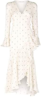 Shona Joy Sedgwick Wrap Midi Dress