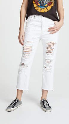 One Teaspoon Low Waist Hooligans Jeans