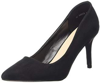 New Look Symbolic 2, Women's Closed-Toe Pumps, Black (01/Black), (37 EU)