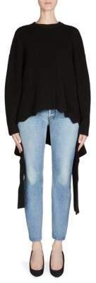 Balenciaga Tie Sweater