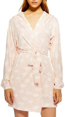 Topshop Supersoft Cloud Robe