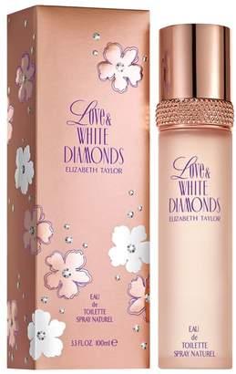 Elizabeth Taylor Love & White Diamonds Eau de Toilette 100ml