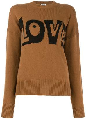 P.A.R.O.S.H. Lovingly sweater