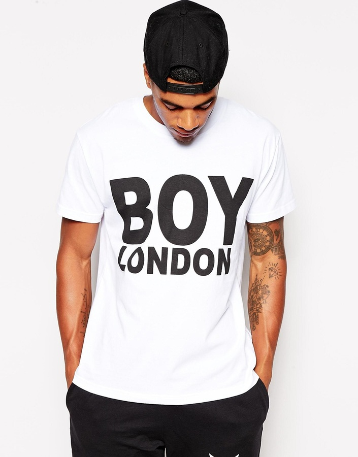 Boy London Logo T-Shirt