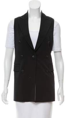 Rag & Bone Double-Breasted Wool Vest