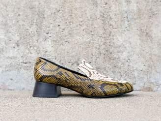 Freda Salvador COOPER Mid Heel Loafer