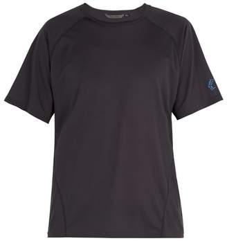 Teton Bros - Technical Fabric Short Sleeve T Shirt - Mens - Dark Grey