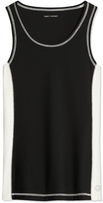 Tory Sport FITTED MESH TANK