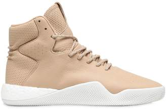 adidas Instinct Tubular Boost Leather Sneakers
