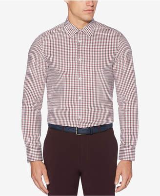 Perry Ellis Men's Check Performance Shirt