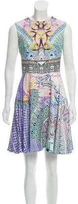 Mary Katrantzou Sleeveless A-Line Dress