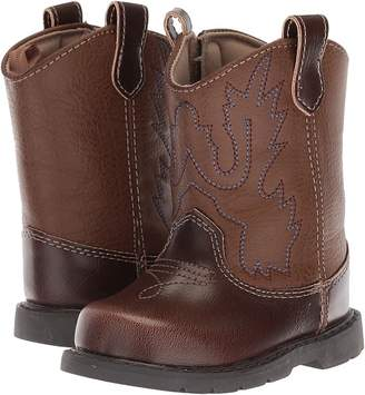 Baby Deer First Steps Western Boot Cowboy Boots