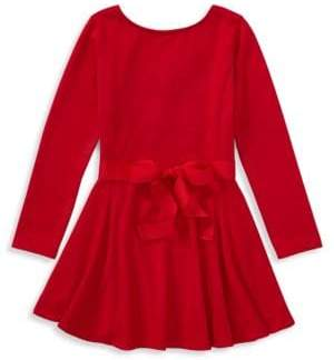 Ralph Lauren Little Girl's& Girl's Skater Dress