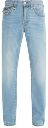 True Religion Geno Super T Slim Leg Jeans - Mens - Blue