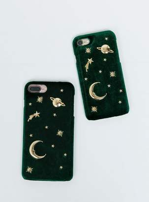 Velour Space Phone Case