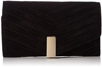 Petite Mendigote Women's Epervier Clutch black