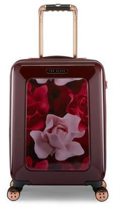 Ted Baker Small Porcelain Rose 21-Inch Spinner Carry-On