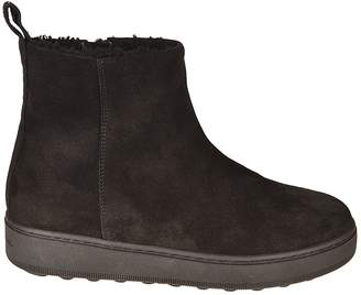 Philippe Model Side-zipped Boots