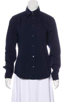 Dolce & Gabbana Long Sleeve Button-Up