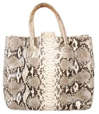 LAI Handbags Python North Star Tote