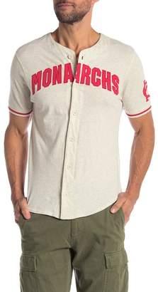 Red Jacket MLS KC Monarchs Moonlight Jersey Shirt