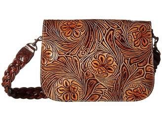 Patricia Nash Mondovi - Flap Crossbody Clutch Clutch Handbags