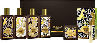 Memo Paris Irish Leather Bath Kit