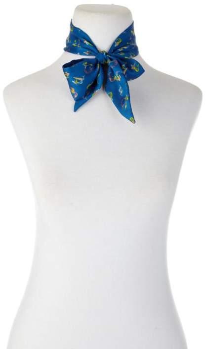 Echo Design Echo Mermaid Silk Mini Scarf