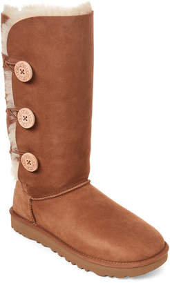 UGG Chestnut Bailey Button Triplet II Boots