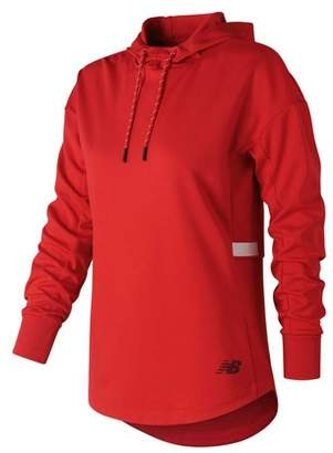 New Balance Women's Athletics Pullover Hoodie