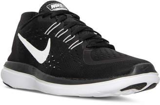 ... Nike Women s Flex 2017 Run Running Sneakers from Finish Line 61ec97110