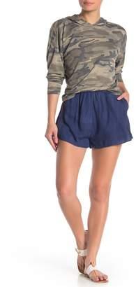 Honeybelle Honey Belle Elastic Waist Shorts