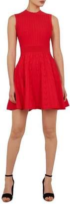 Ted Baker Kamylia Knit Skater Dress
