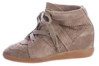 Isabel MarantIsabel Marant Bobby Wedge Sneakers